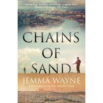 Chains of Sand by Jemma Wayne, 9781785079726