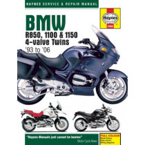 BMW R850, 1100 & 1150 by Haynes Publishing, 9781785212826