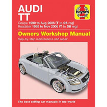 Audi TT ('99 To '06) by Peter Gill, 9781785213694