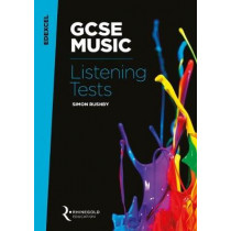 Edexcel GCSE Music Listening Tests by Simon Rushby, 9781785581670