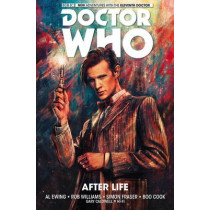 Doctor Who: The Eleventh Doctor: After Life by Al Ewing, 9781785851797