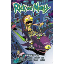Rick and Morty: Volume Two by Zac Gorman, 9781785859809