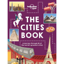The Cities Book by Lonely Planet Kids, 9781786570185