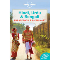 Lonely Planet Hindi, Urdu & Bengali Phrasebook & Dictionary by Lonely Planet, 9781786570208