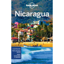 Lonely Planet Nicaragua by Lonely Planet, 9781786571168