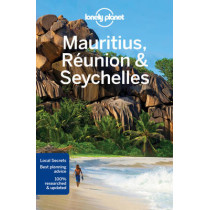Lonely Planet Mauritius, Reunion & Seychelles by Lonely Planet, 9781786572158