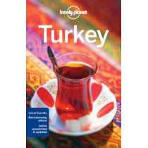 Lonely Planet Turkey by Lonely Planet, 9781786572356