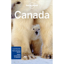 Lonely Planet Canada by Lonely Planet, 9781786573353