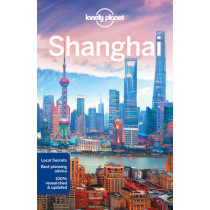 Lonely Planet Shanghai by Lonely Planet, 9781786575210