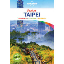 Lonely Planet Pocket Taipei by Lonely Planet, 9781786575241