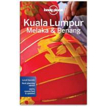Lonely Planet Kuala Lumpur, Melaka & Penang by Lonely Planet, 9781786575302