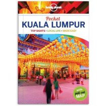 Lonely Planet Pocket Kuala Lumpur by Lonely Planet, 9781786575340