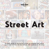 Street Art by Lonely Planet, 9781786577573