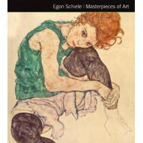 Egon Schiele Masterpieces of Art by Rosalind Ormiston, 9781786640284