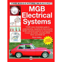 MGB Electrical Systems by Rick Astley, 9781787110526