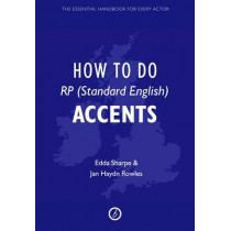 How To Do Accents by Edda Sharpe, 9781840029574