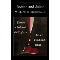 Romeo and Juliet by William Shakespeare, 9781840224337