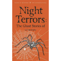Night Terrors: The Ghost Stories of E.F. Benson by E. F. Benson, 9781840226850