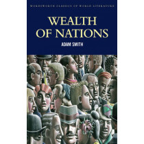 Wealth of Nations by Adam Smith, 9781840226881
