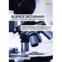 Science Dictionary by Birsen Cankaya, 9781840595307
