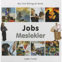 My First Bilingual Book - Jobs by Milet Publishing, 9781840597134