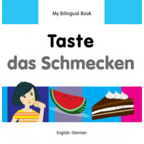 My Bilingual Book - Taste by Milet Publishing Ltd, 9781840598254