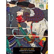 100 Dogs Of War: Samurai Art by Yoshitoshi by Tsukioka Yoshitoshi, 9781840683165