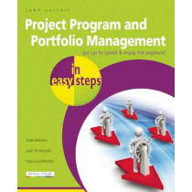 Project, Program & Portfolio Management in easy steps by John Carroll, 9781840786262