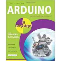 Arduino in Easy Steps by Stuart Yarnold, 9781840786330