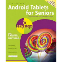 Android Tablets for Seniors in Easy Steps by Nick Vandome, 9781840786491