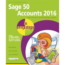 Sage Accounts 2016 in Easy Steps by Bill Mantovani, 9781840787214