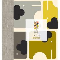 Orla Kiely Baby Journal by Orla Kiely, 9781840916843