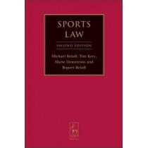 Sports Law by Marie Demetriou, 9781841133676