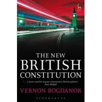 The New British Constitution by Vernon Bogdanor, 9781841136714