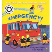 Awesome Engines: Emergency! by Margaret Mayo, 9781841212722