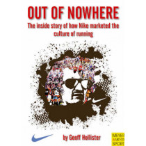 Out Of Nowhere by Geoff Hollister, 9781841262345