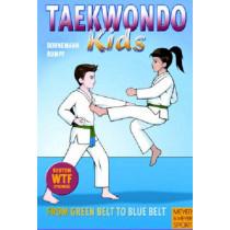 Taekwondo Kids - From Green Belt to Blue Belt by Volker Dornemann, 9781841262406