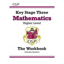 KS3 Maths Workbook (with Answers) - Higher by CGP Books, 9781841460383