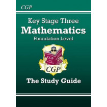 KS3 Maths Study Guide - Foundation by Richard Parsons, 9781841460406