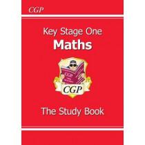 KS1 Maths Study Book by CGP Books, 9781841460802
