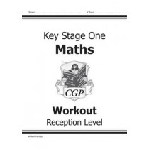 Reception Maths Workout by William Hartley, 9781841460833