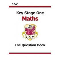 KS1 Maths Question Book by CGP Books, 9781841460895