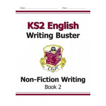 KS2 English Writing Buster - Non-Fiction Writing: Book 2 by CGP Books, 9781841461984