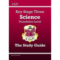 KS3 Science Study Guide - Foundation by Paddy Gannon, 9781841462400