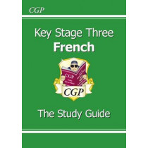 Key stage 3 French Study guide, 9781841468303