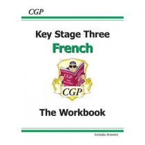 Key Stage 3 French The workbook, 9781841468396