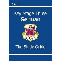Key stage 3 German Study guide, 9781841468402