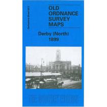 Derby (North) 1899: Derbyshire Sheet 50.09 by John Gough, 9781841510354