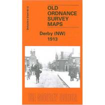 Derby (NW) 1913: Derbyshire Sheet 49.12 by John Gough, 9781841514895