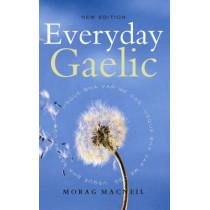 Everyday Gaelic by Morag Macneill, 9781841583402